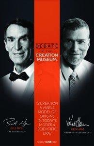 Ken Ham vs. Bill Nye