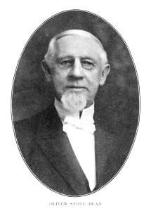 Rev. Dr. Dean