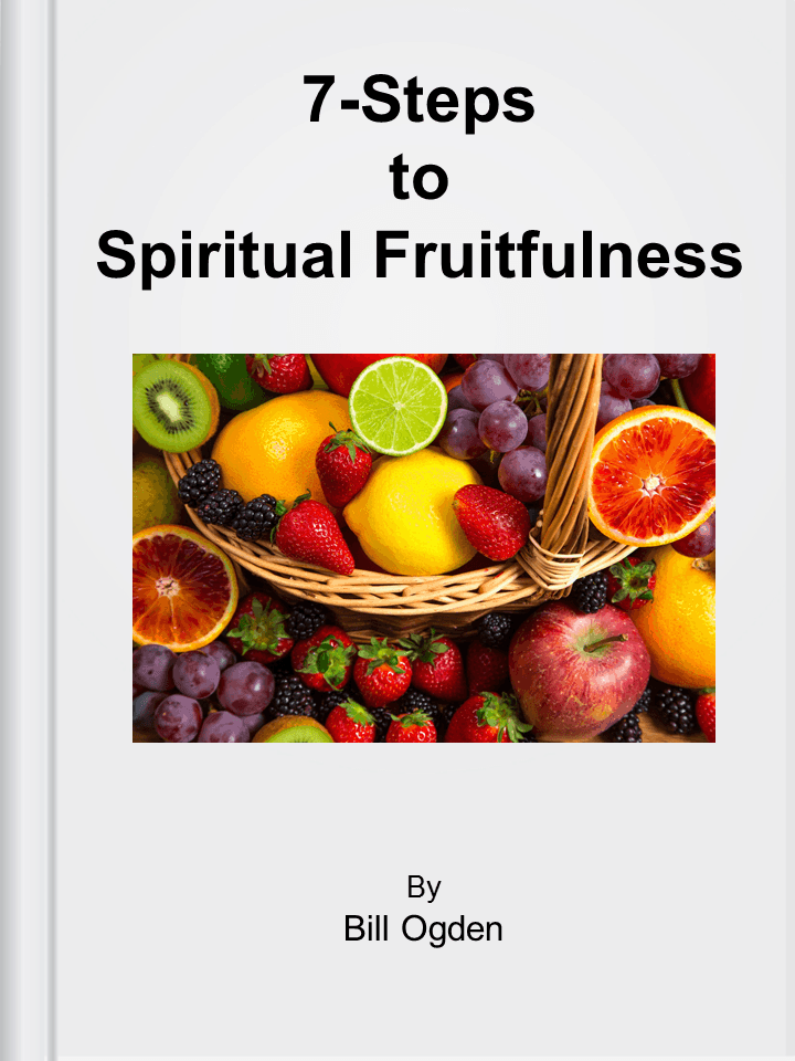 7-Steps to Spiritual Fruitfulness