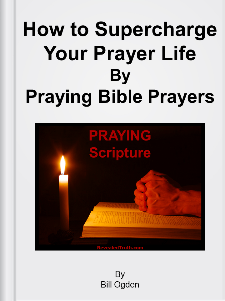 Download a Free Prayer Guide on How to Pray Scripture