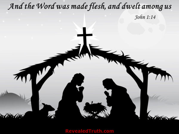 The Third Advent Story - The Word Was Made Flesh - John 1:14