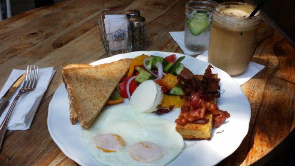 Breakfast at Nona