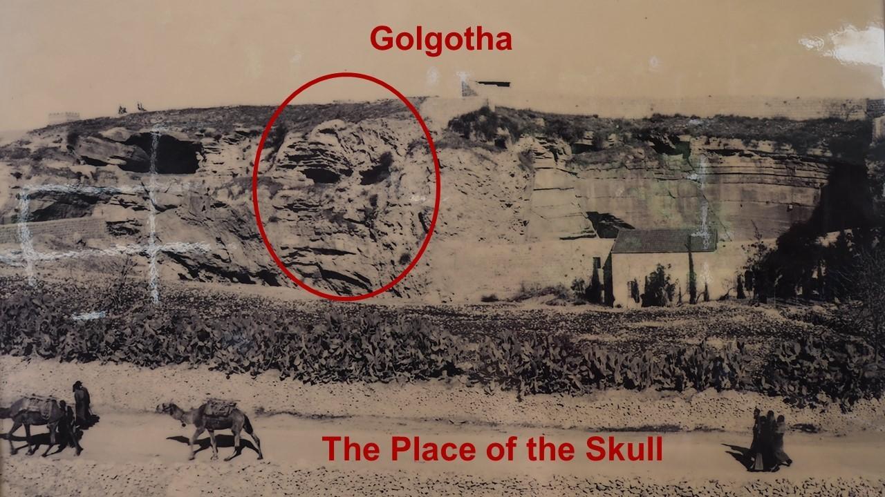 Calvary - Skull Hill