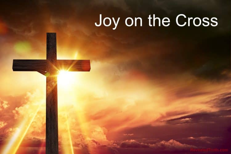 Joy on the Cross